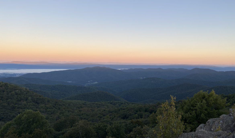 Bearfence Shenandoah Sunrise